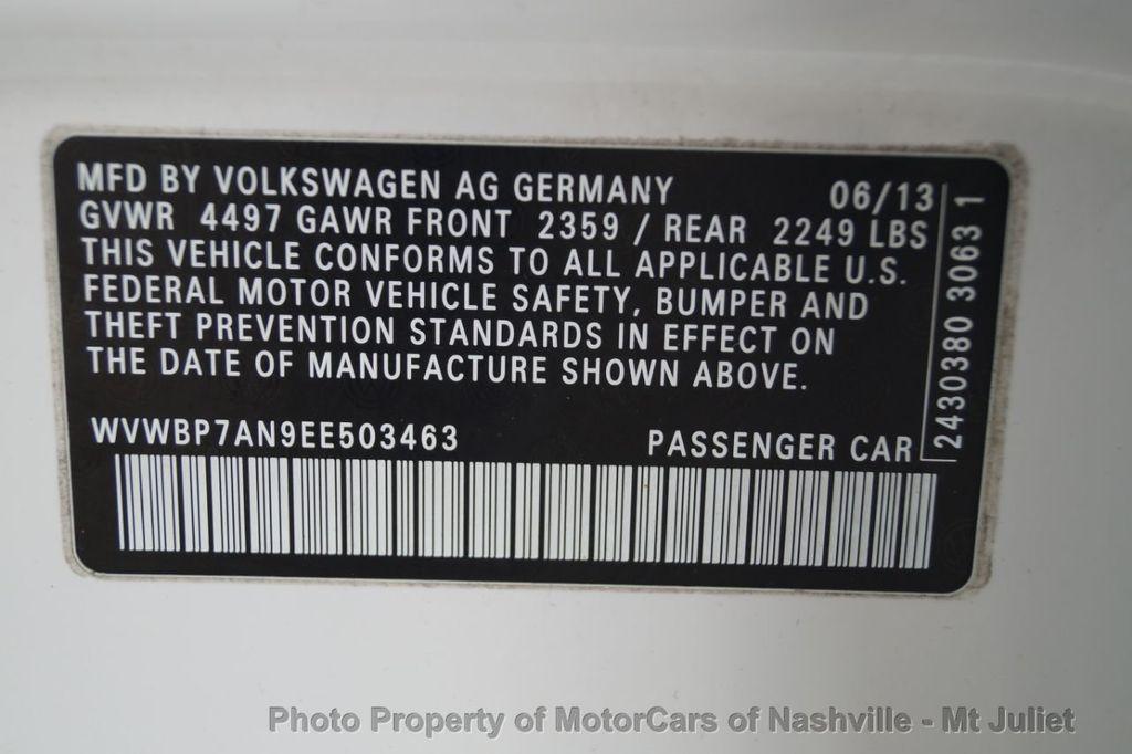 2014 Volkswagen CC Sport - 18203169 - 40