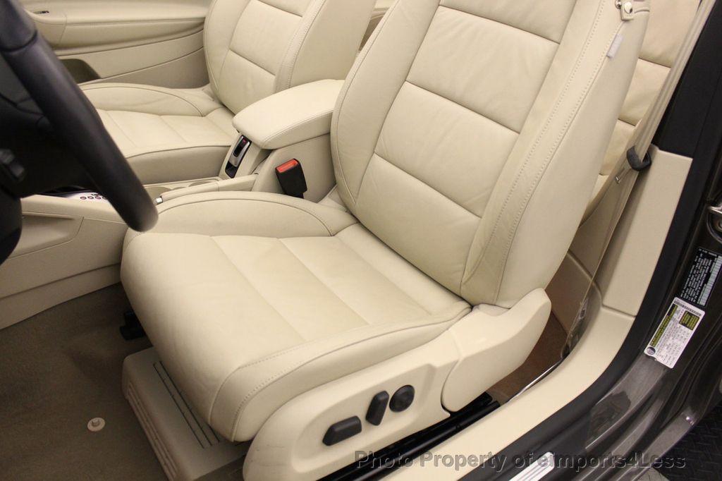 2014 Volkswagen Eos CERTIFIED EOS EXECUTIVE XENON NAV CAM DYNAUDIO - 18346381 - 23