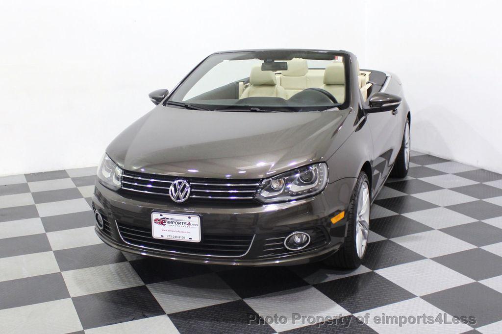 2014 Volkswagen Eos CERTIFIED EOS EXECUTIVE XENON NAV CAM DYNAUDIO - 18346381 - 28