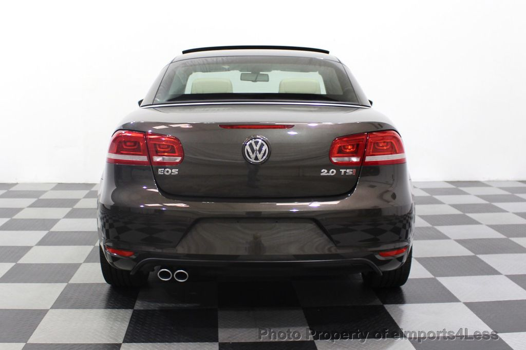 2014 Volkswagen Eos CERTIFIED EOS EXECUTIVE XENON NAV CAM DYNAUDIO - 18346381 - 31