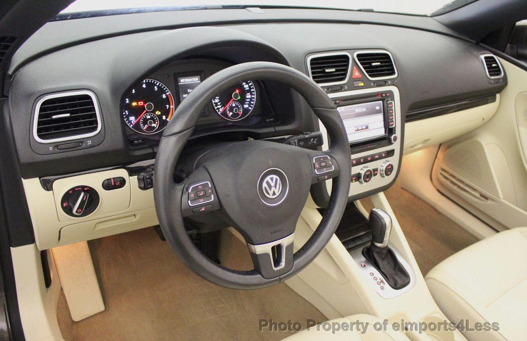 2014 Volkswagen Eos CERTIFIED EOS EXECUTIVE XENON NAV CAM DYNAUDIO - 18346381 - 33