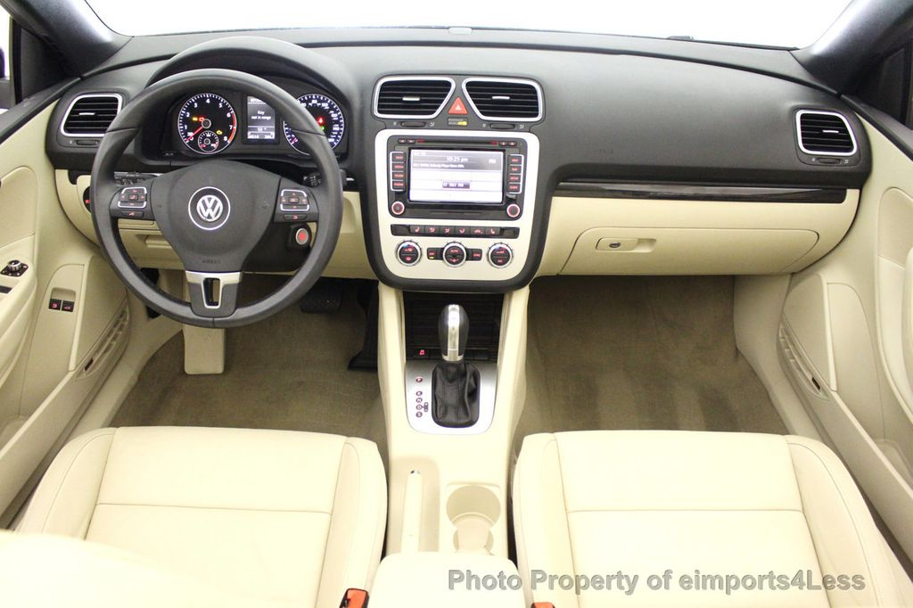 2014 Volkswagen Eos CERTIFIED EOS EXECUTIVE XENON NAV CAM DYNAUDIO - 18346381 - 34