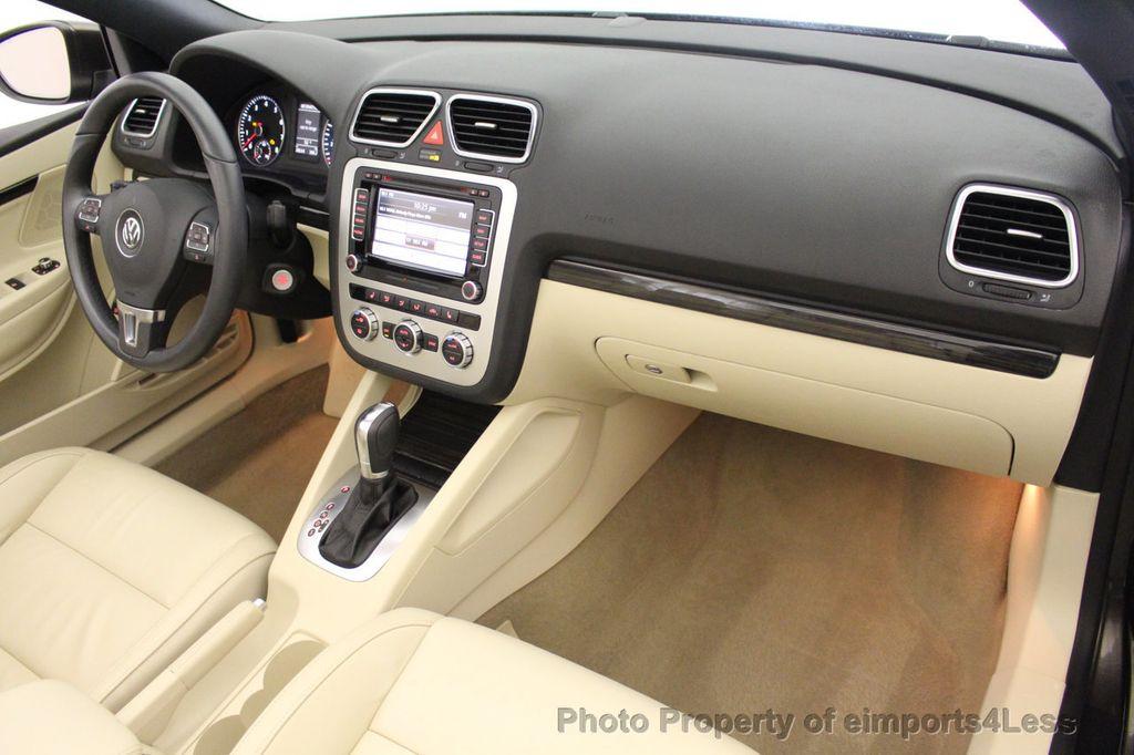 2014 Volkswagen Eos CERTIFIED EOS EXECUTIVE XENON NAV CAM DYNAUDIO - 18346381 - 35