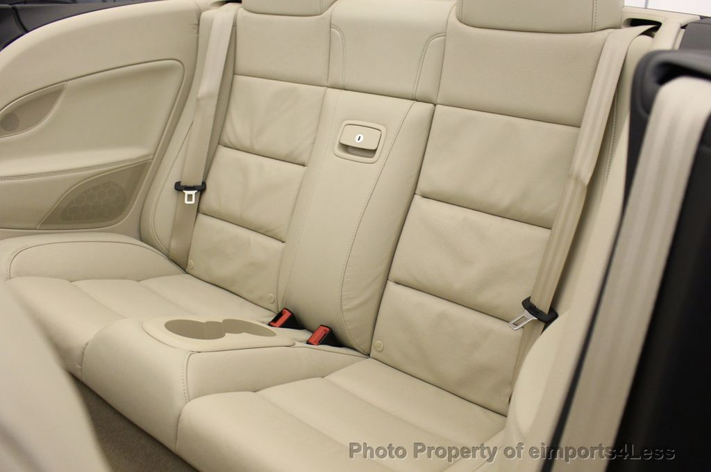2014 Volkswagen Eos CERTIFIED EOS EXECUTIVE XENON NAV CAM DYNAUDIO - 18346381 - 36