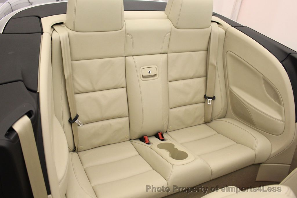 2014 Volkswagen Eos CERTIFIED EOS EXECUTIVE XENON NAV CAM DYNAUDIO - 18346381 - 37