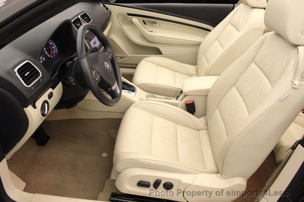 2014 Volkswagen Eos CERTIFIED EOS EXECUTIVE XENON NAV CAM DYNAUDIO - 18346381 - 38