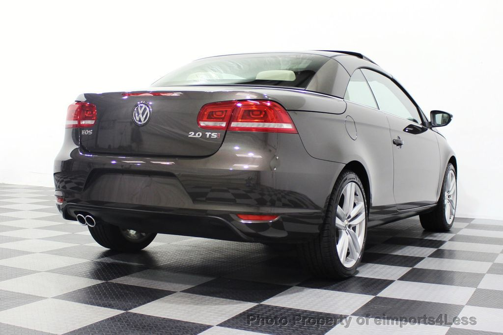 2014 Volkswagen Eos CERTIFIED EOS EXECUTIVE XENON NAV CAM DYNAUDIO - 18346381 - 3
