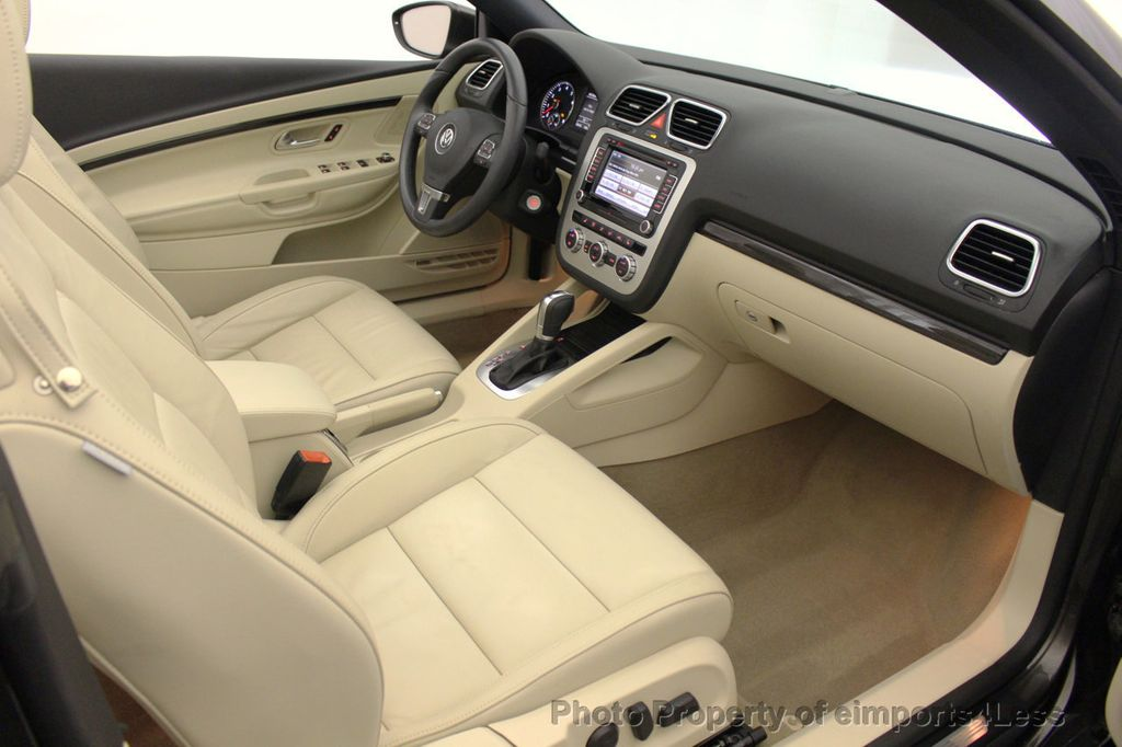 2014 Volkswagen Eos CERTIFIED EOS EXECUTIVE XENON NAV CAM DYNAUDIO - 18346381 - 39