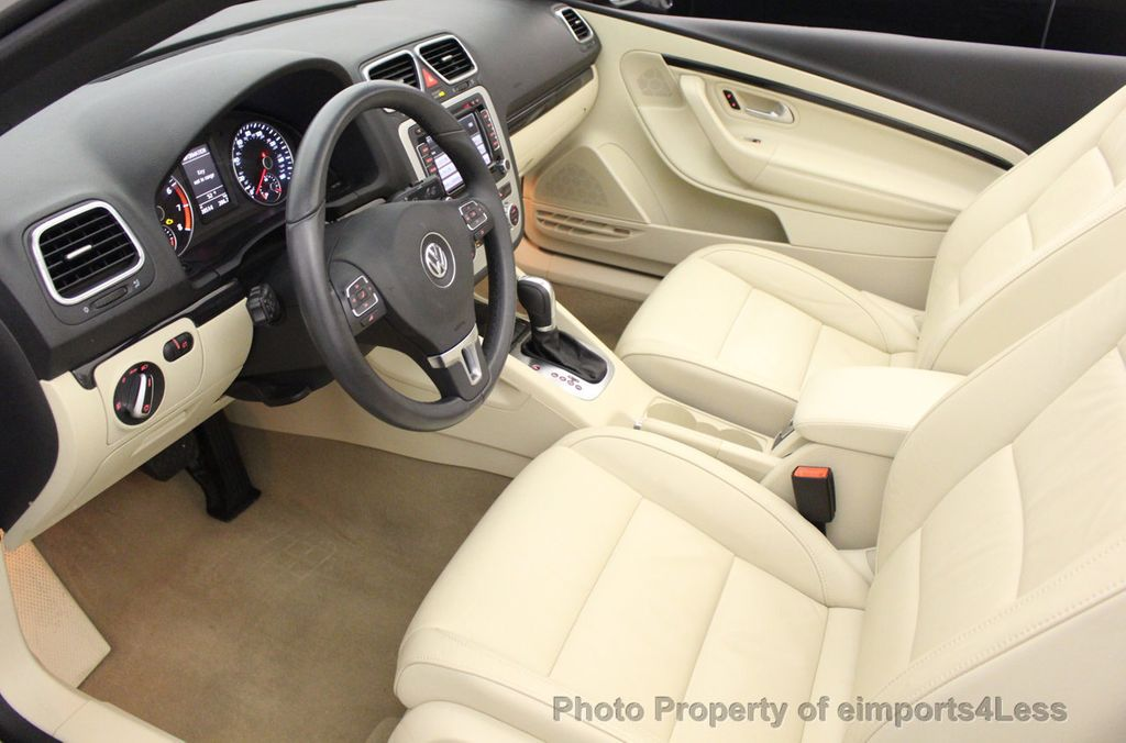 2014 Volkswagen Eos CERTIFIED EOS EXECUTIVE XENON NAV CAM DYNAUDIO - 18346381 - 49