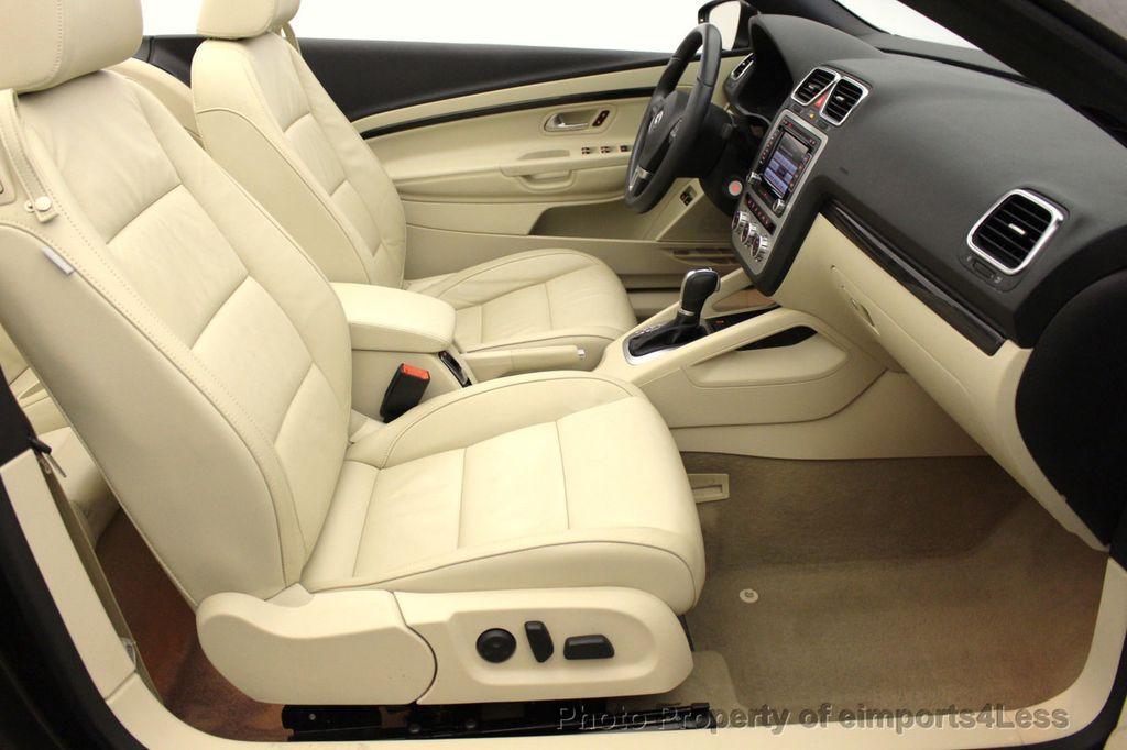 2014 Volkswagen Eos CERTIFIED EOS EXECUTIVE XENON NAV CAM DYNAUDIO - 18346381 - 50
