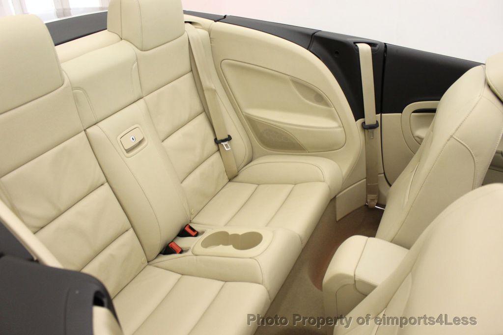 2014 Volkswagen Eos CERTIFIED EOS EXECUTIVE XENON NAV CAM DYNAUDIO - 18346381 - 52