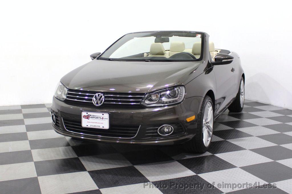2014 Volkswagen Eos CERTIFIED EOS EXECUTIVE XENON NAV CAM DYNAUDIO - 18346381 - 53