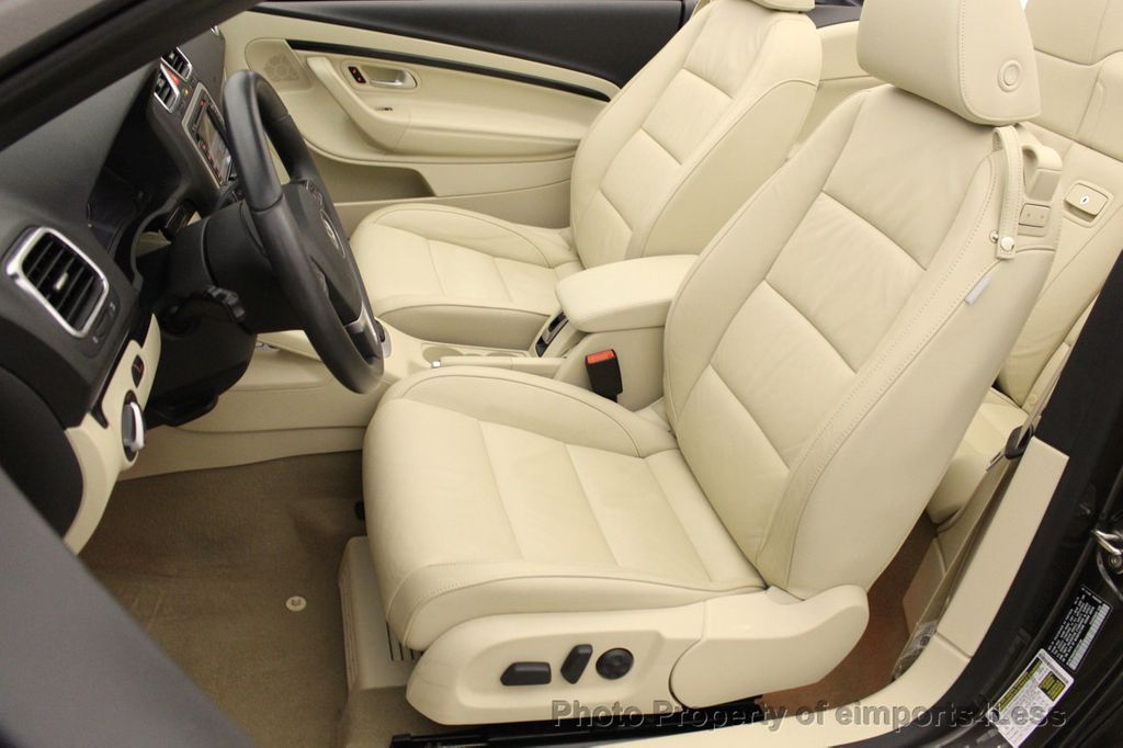 2014 Volkswagen Eos CERTIFIED EOS EXECUTIVE XENON NAV CAM DYNAUDIO - 18346381 - 5