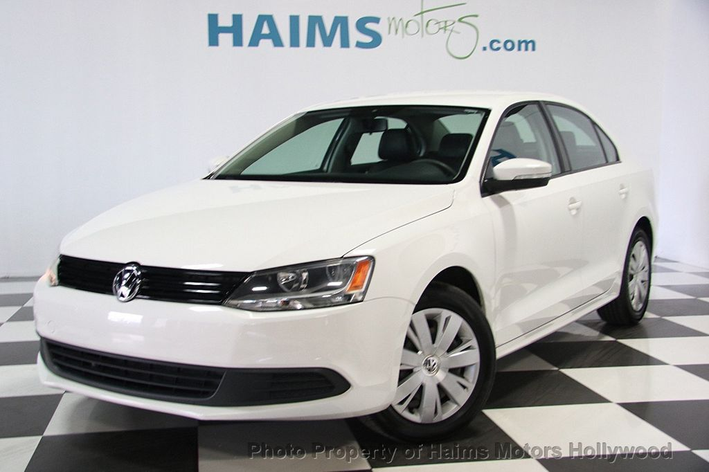 2014 used volkswagen jetta sedan 4dr automatic se at haims motors serving fort lauderdale. Black Bedroom Furniture Sets. Home Design Ideas