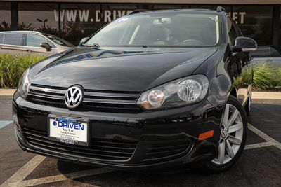 2014 Used Volkswagen Jetta SportWagen 4dr DSG TDI w/Sunroof at