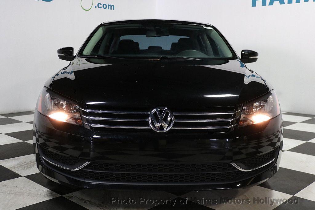 2014 Volkswagen Passat S - 17802207 - 2