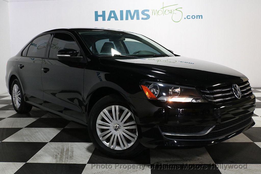 2014 Volkswagen Passat S - 17802207 - 3
