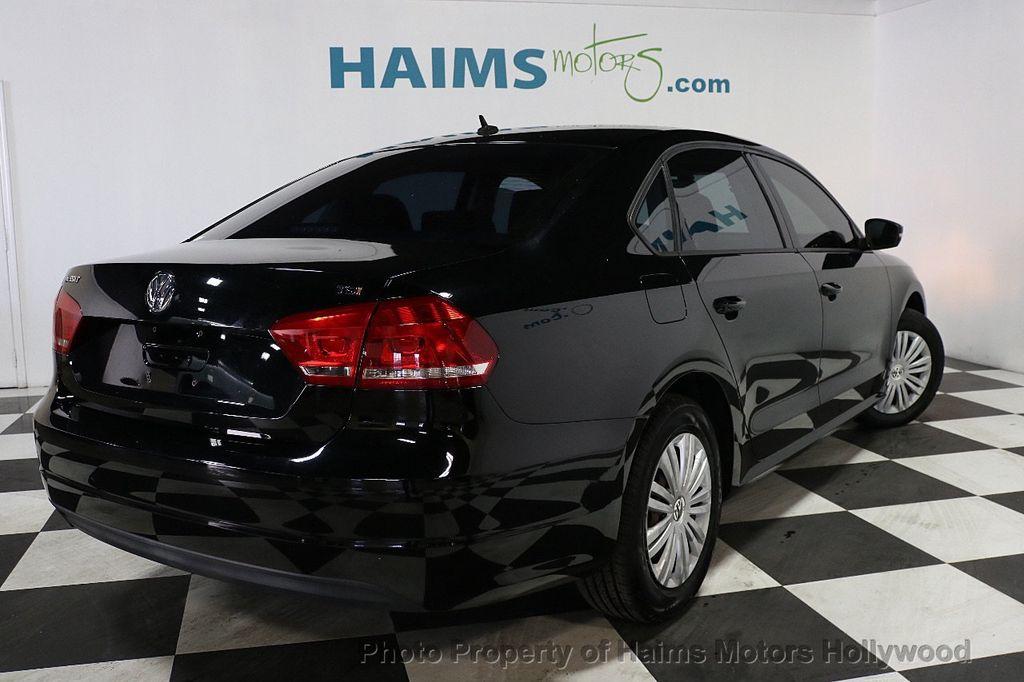 2014 Volkswagen Passat S - 17802207 - 6