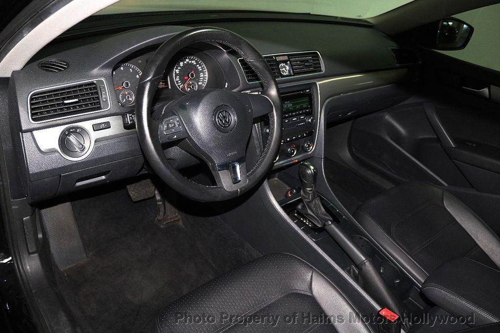 2014 Volkswagen Passat S - 17911470 - 18