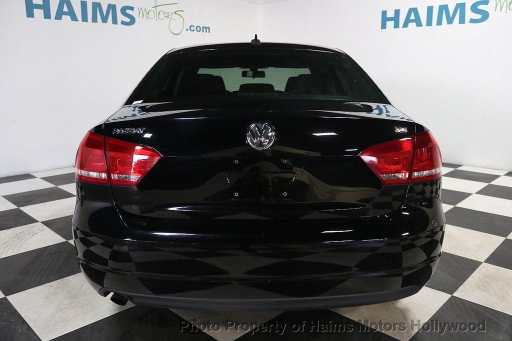 2014 Volkswagen Passat S - 17911470 - 5