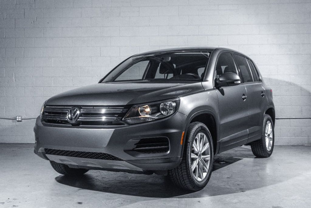2014 Volkswagen Tiguan 2WD 4dr Automatic SE - 17901261 - 2