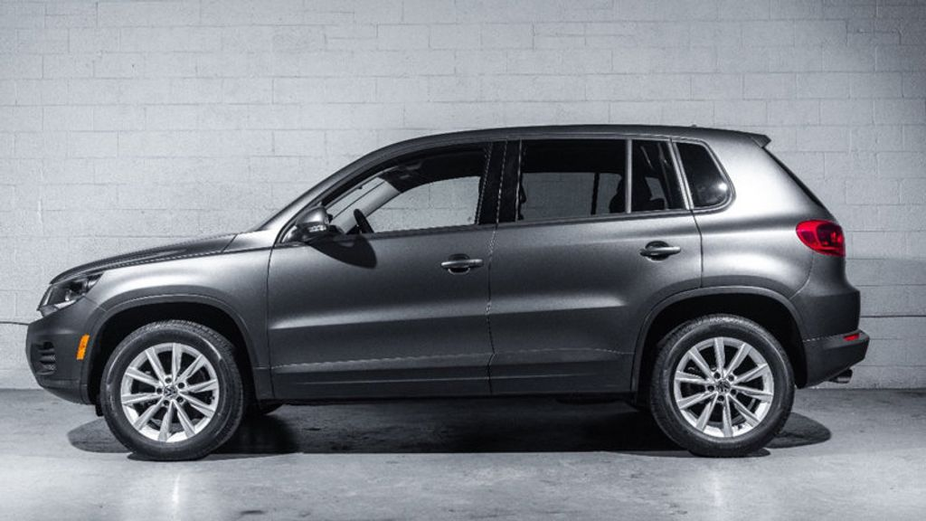 2014 Volkswagen Tiguan 2WD 4dr Automatic SE - 17901261 - 3