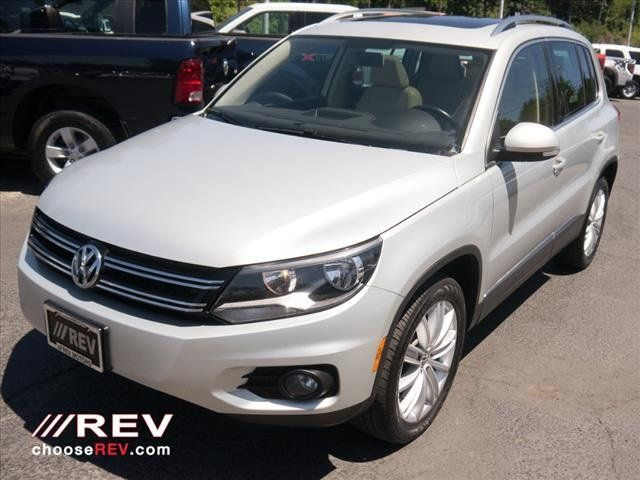 2014 Volkswagen Tiguan 2WD 4dr Automatic SEL - 16609442 - 0