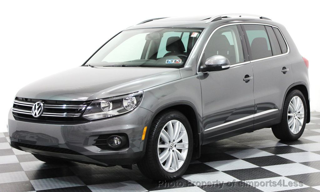 2014 used volkswagen tiguan certified tiguan sel 4motion awd suv camera navi at. Black Bedroom Furniture Sets. Home Design Ideas