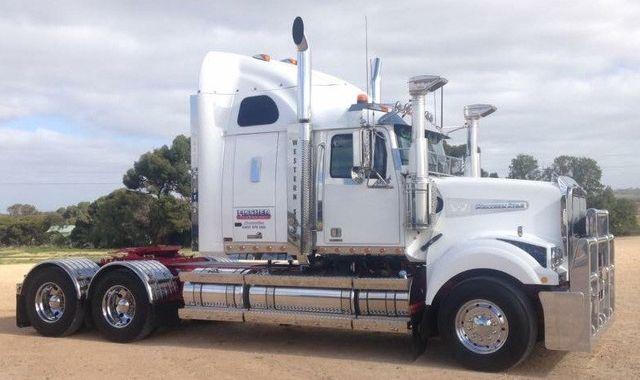 Western Star 4900 >> 2014 Used Western Star 4900fxt At Wakefield Trucks Serving Burton Sa Iid 15387238