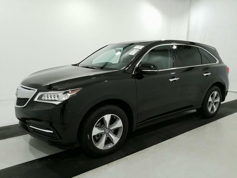 2015 Acura MDX  Not Specified - 5FRYD4H24FB008535 - 0