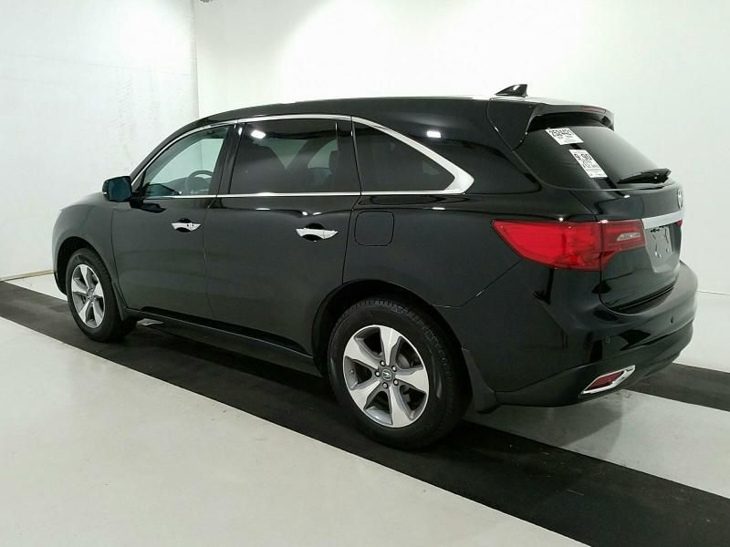 2015 Acura MDX  Not Specified - 5FRYD4H24FB008535 - 1