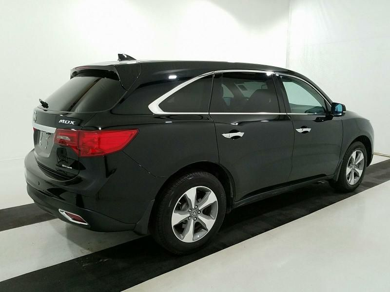 2015 Acura MDX  Not Specified - 5FRYD4H24FB008535 - 2