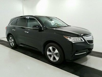 2015 Acura MDX  - Click to see full-size photo viewer