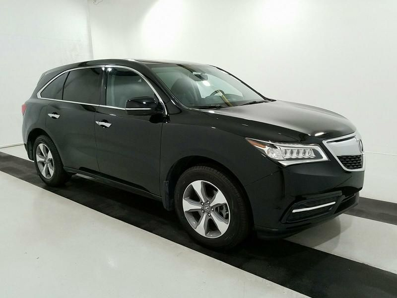 2015 Acura MDX  Not Specified - 5FRYD4H24FB008535 - 3