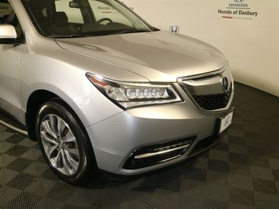 2015 Acura MDX 3.5L Technology Package - Click to see full-size photo viewer