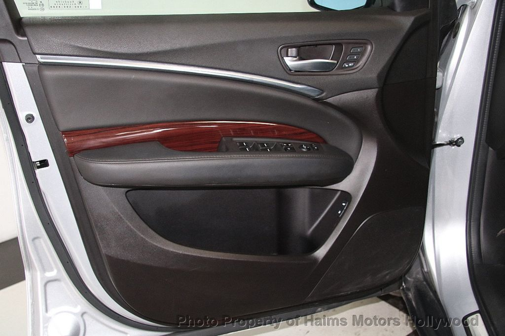 2015 Acura MDX FWD 4dr - 17334336 - 11