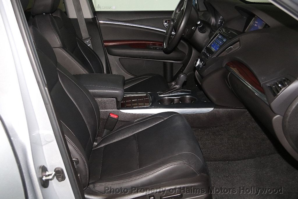 2015 Acura MDX FWD 4dr - 17334336 - 15