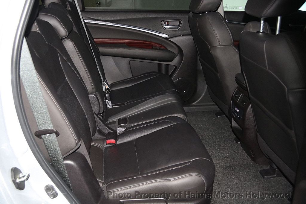 2015 Acura MDX FWD 4dr - 17334336 - 16