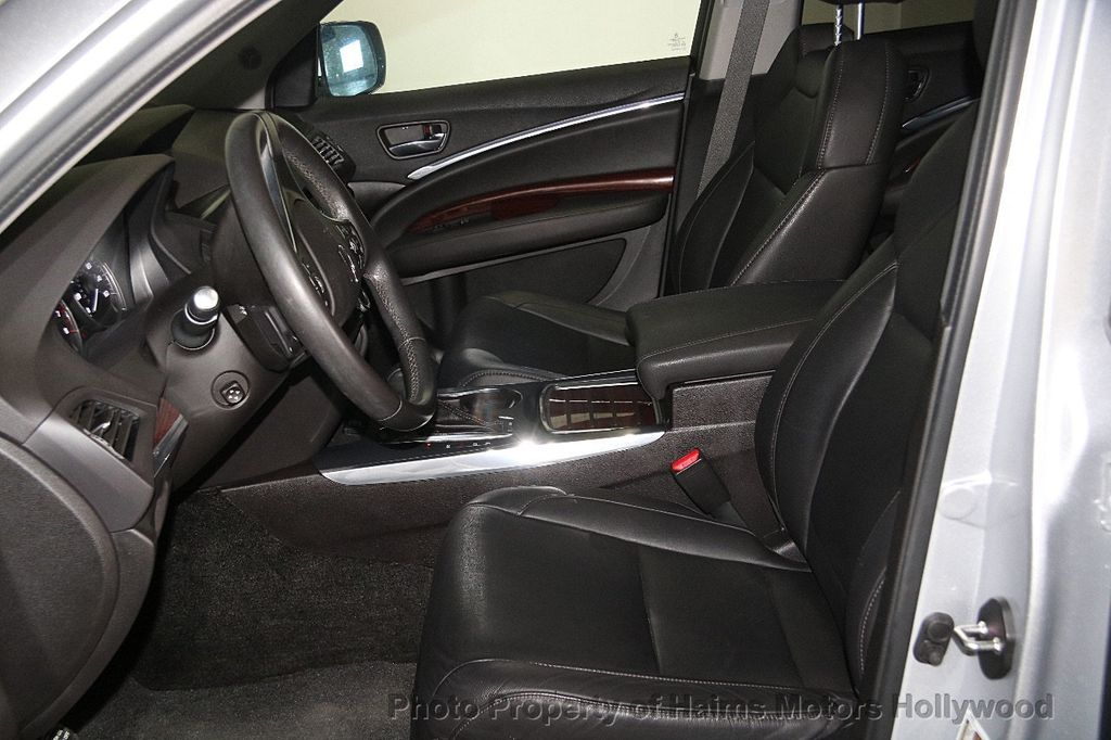 2015 Acura MDX FWD 4dr - 17334336 - 20