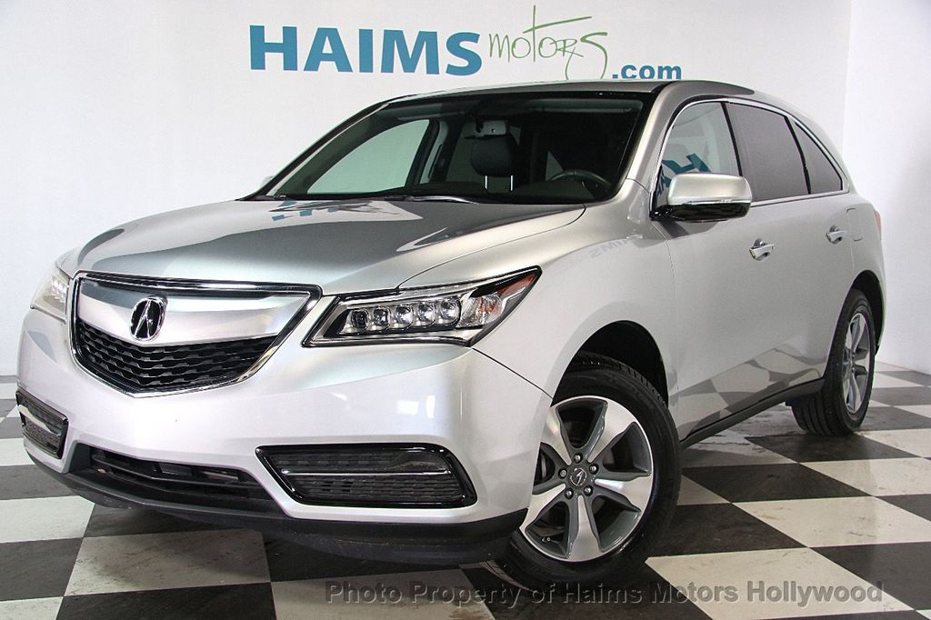 2015 Acura MDX FWD 4dr - 17334336 - 2