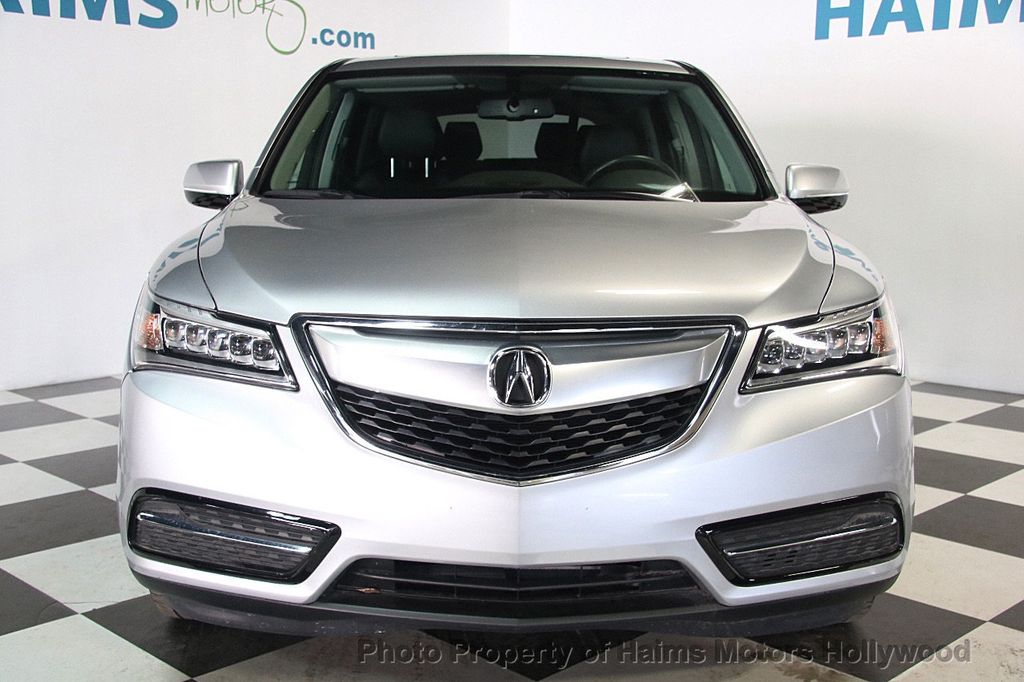 2015 Acura MDX FWD 4dr - 17334336 - 3