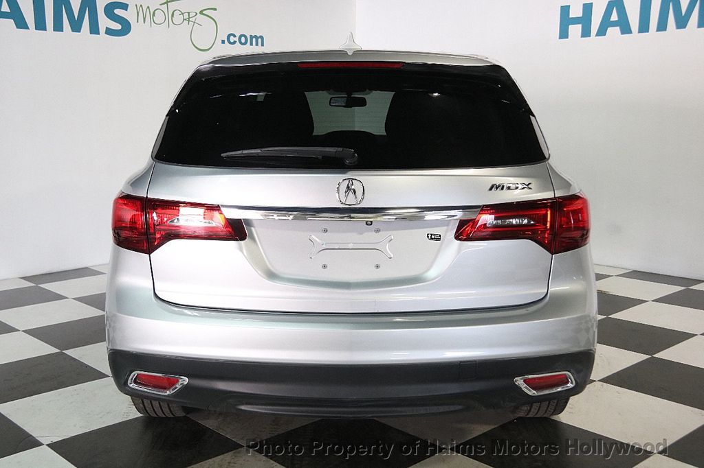 2015 Acura MDX FWD 4dr - 17334336 - 6