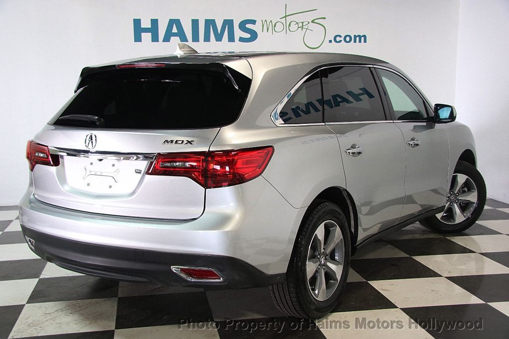 2015 Acura MDX FWD 4dr - 17334336 - 7
