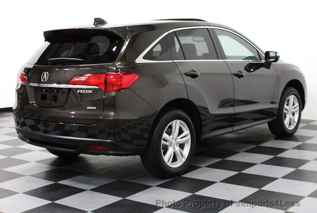 2015 Used Acura Rdx Certified Rdx Tech Awd Suv Camera    Navigation At Eimports4less Serving
