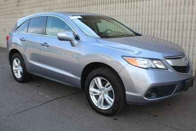 2015 Acura RDX ONE OWNER SH-AWD LEATHER MOONROOF SUV