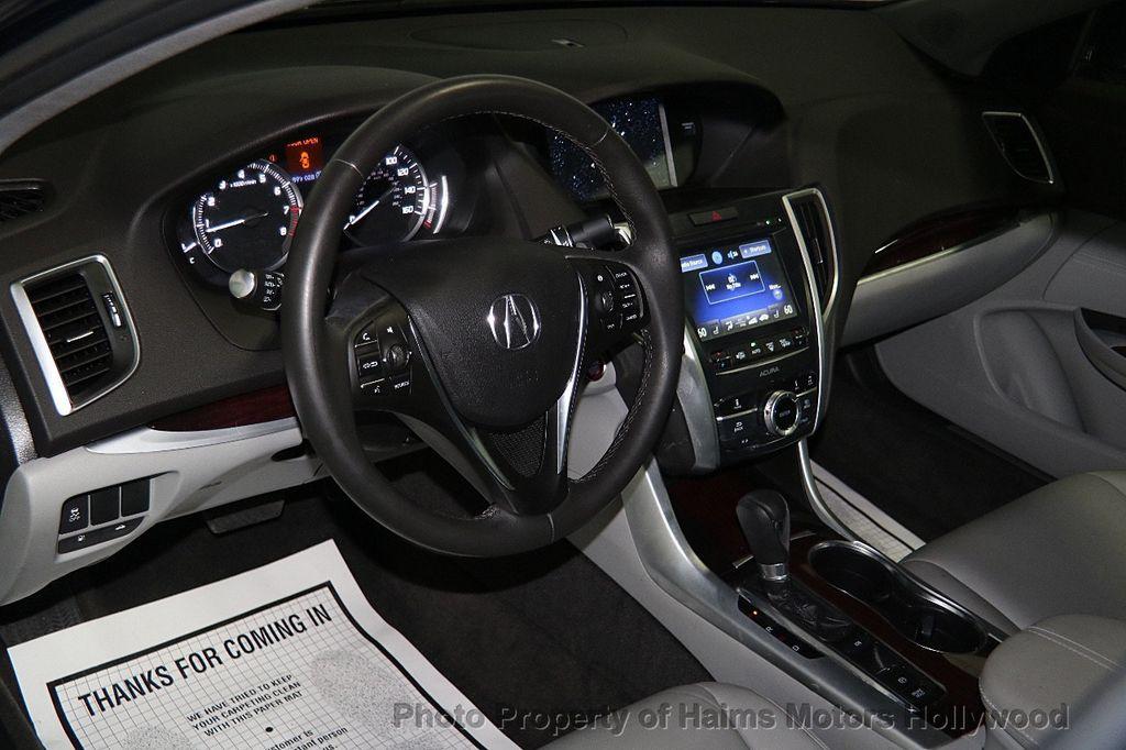2015 Acura TLX 4dr Sedan FWD - 17174108 - 17