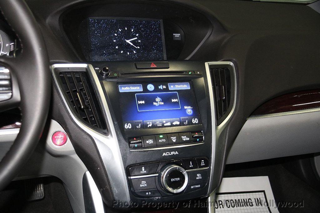 2015 Acura TLX 4dr Sedan FWD - 17174108 - 19