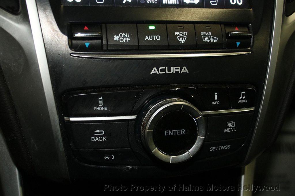 2015 Acura TLX 4dr Sedan FWD - 17174108 - 20