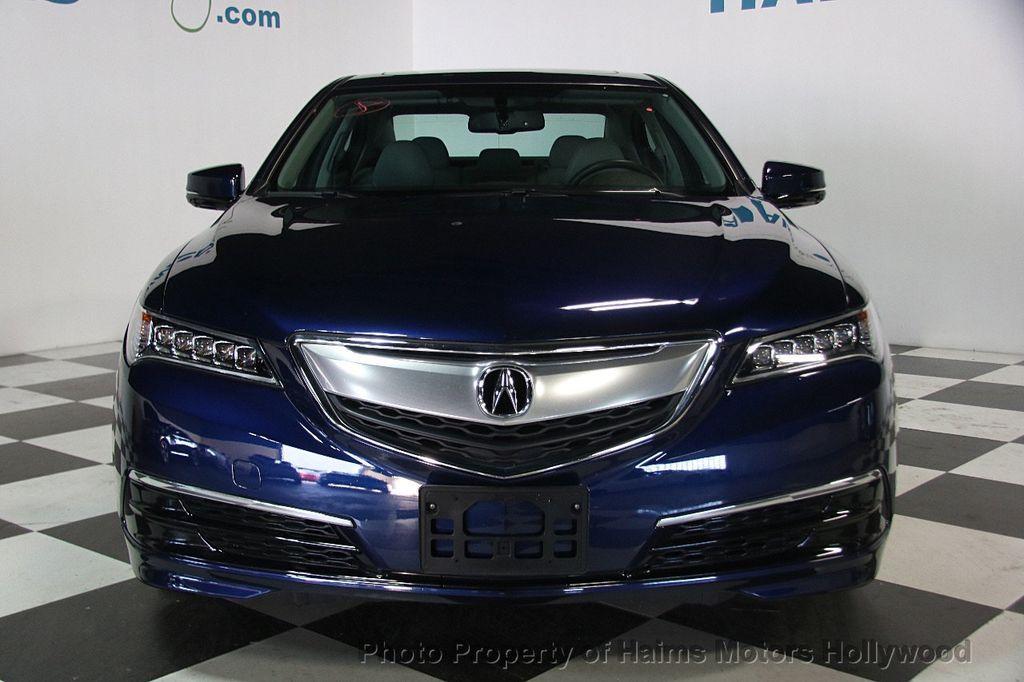 2015 Acura TLX 4dr Sedan FWD - 17174108 - 2