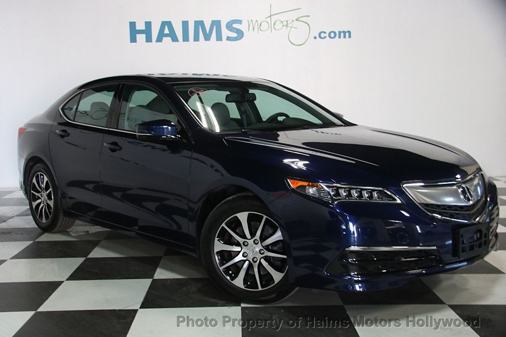 Used Acura TLX Dr Sedan FWD At Haims Motors Serving Fort - Acura dealer fort lauderdale